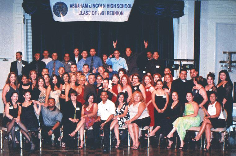 Class of 1991!!! Click for full size picture.